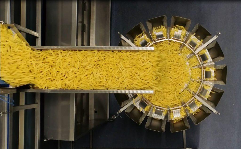 Quik's aardappelen worden verwerkt tot heerlijke frites
