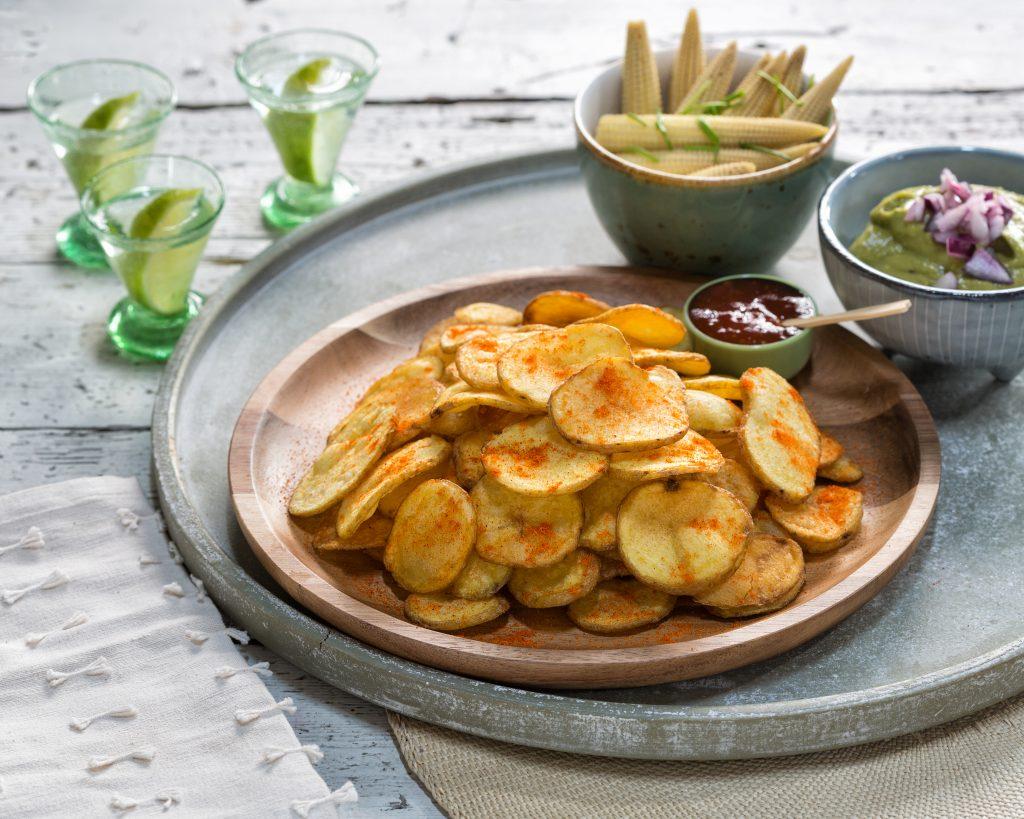 Quik's heeft een groot assortiment aardappelproducten voor consumenten