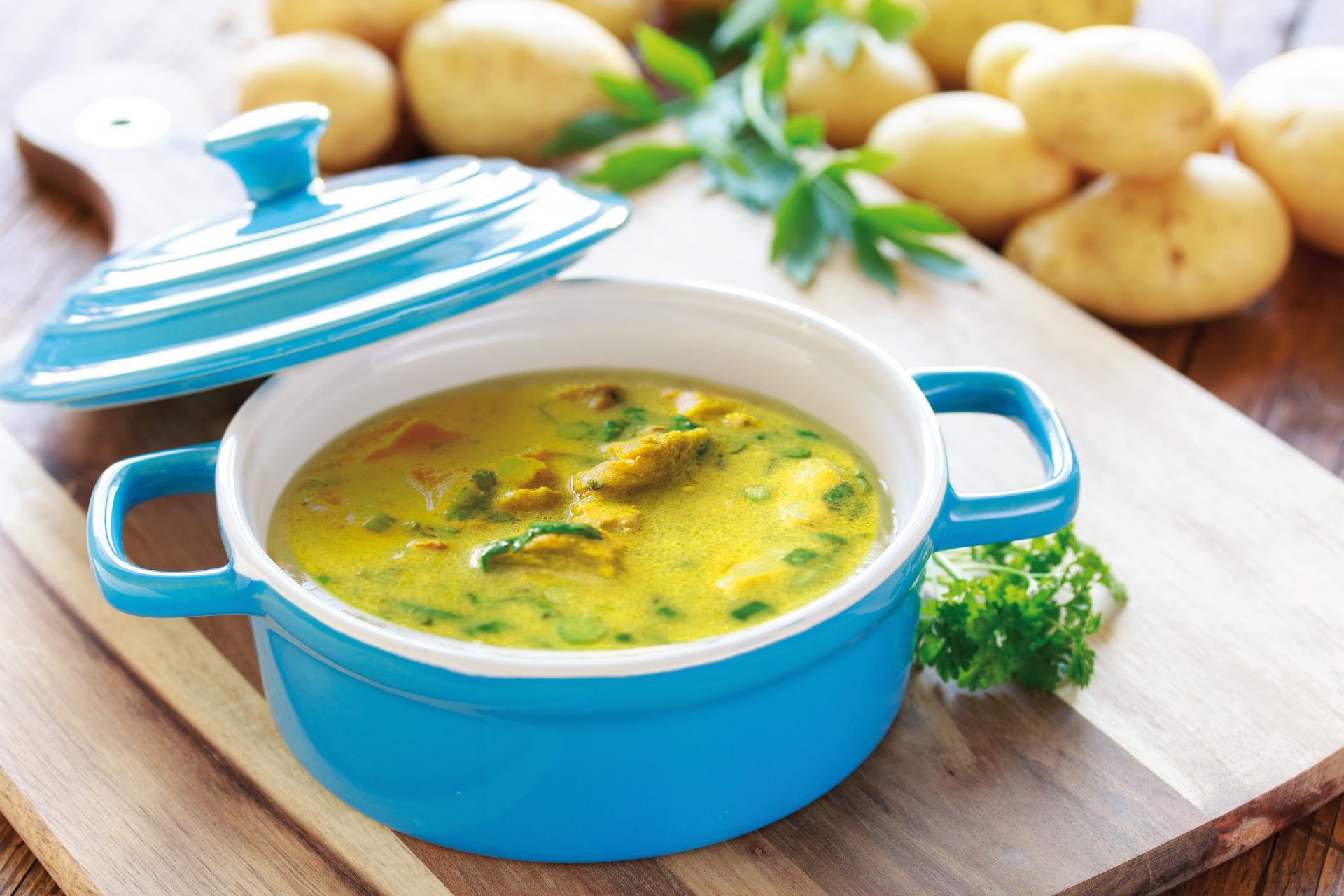 Potato Soup Kit featured