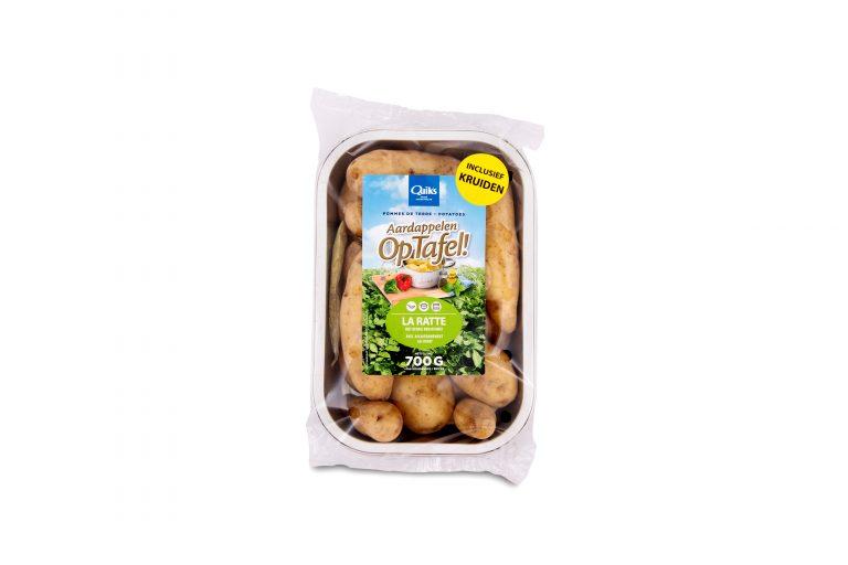 Quik's La Ratte aardappel (inclusief kruiden)