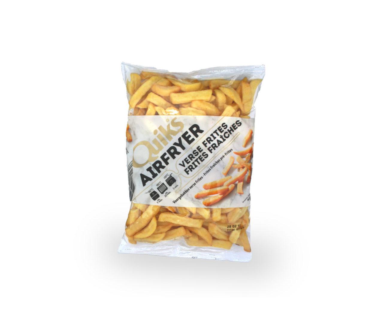 Quik's Airfryer Frites